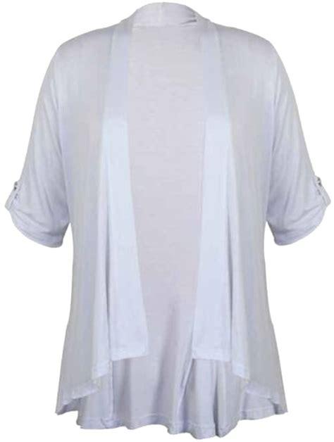 Cardigan Size Jumbo And new womens plus size kimono waterfall jumbo cardigan 12 22