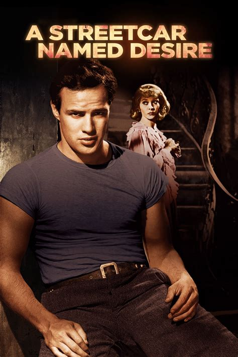 a streetcar named desire a streetcar named desire 1951 posters the movie database tmdb