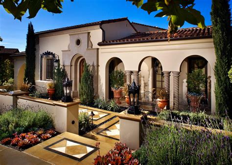 mediterranean style home outside pinterest beautiful arched walkways lead out onto a bold diamond