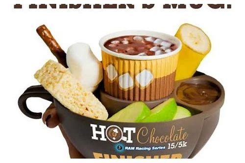 hot chocolate 15k coupons