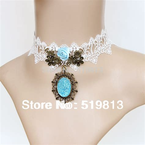 bead landing pendants n426 bead landing necklace with sapphire