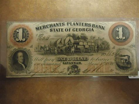 Merchants Planters Bank by 1859 Merchants Planters Bank Of 1