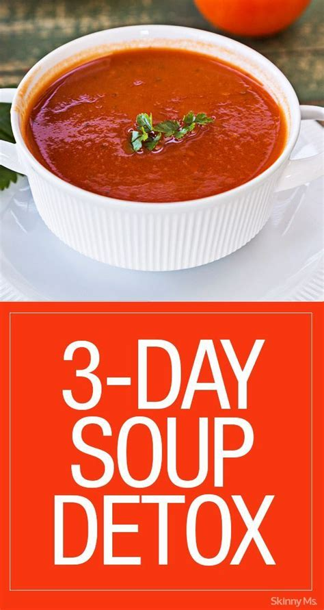 Detox Slimming Soup Recipe by 3 Day Soup Detox Weight Loss Tips Feelings And Alternative