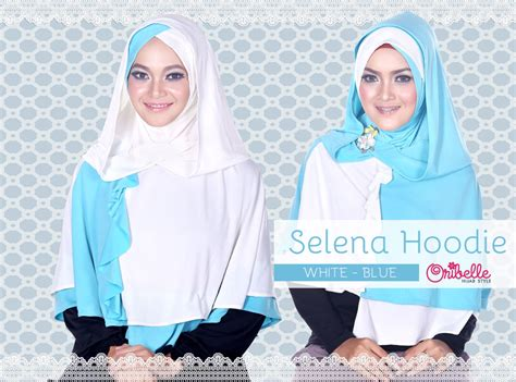 Gamis Hitam Lashira Ori By Balimo selena hodie white soft blue baju muslim gamis modern