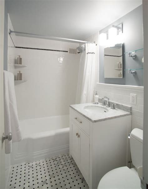Cleveland Park Small Bathroom Remodel