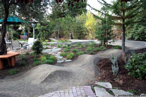 backyard bmx track design pump track need some design help any gurus out there