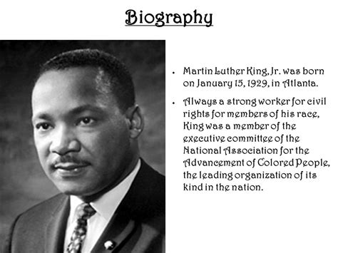 biography martin luther king beyond vietnam a time to break silence ppt download