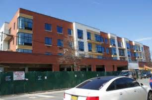 Affordable One Bedroom Apartments Construction Wrapping On Four Story 83 Unit Affordable