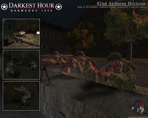 darkest hour europe 44 45 82nd ab in game image darkest hour europe 44 45 mod