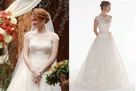 april kepner wedding dress greys anatomy season 10 episode 12 april s wedding dress