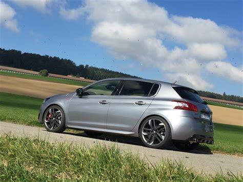 peugeot gti 2017 peugeot 308 gti 2017 primer contacto en suiza autocosmos com