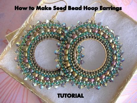 how to make seed bead earrings beaded earrings for www pixshark images