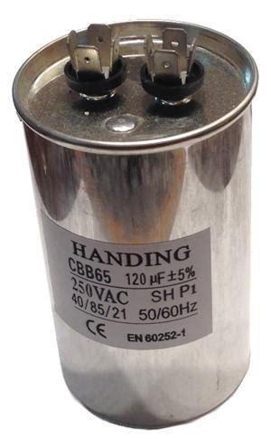 cbb60 dual capacitor cbb60 a2120 120uf 250 volt dual run capacitor