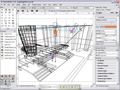 layout cad software stage lighting design cad software