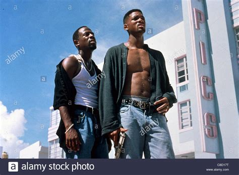 bad boys 1 1995 martin will smith bad boys 1995 stock photo