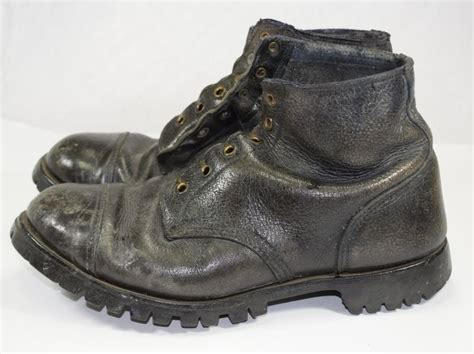 army pattern boots ww2 pattern british army rubber soled commando ammo boots