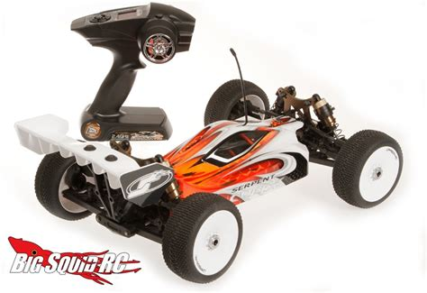 Buggy Serpent serpent cobra 8th scale buggy be rtr 171 big squid rc rc car and truck news reviews