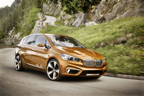 bmw van 2015 bmw active tourer to hit us showrooms in 2015 autoblog