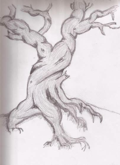 imagenes a lapiz de arboles dibujos a lapiz de arboles imagui