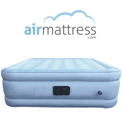 air mattress king size best choice raised bed with fitted sheet and 642014796281 ebay