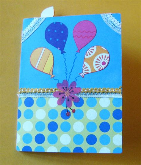 Pictures Of Handmade Birthday Cards - handmade birthday cards saumya s cards and crafts