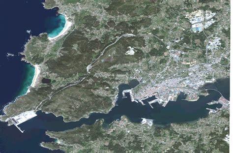 imagenes satelital de wilde mapa satelital de ferrol tama 241 o completo