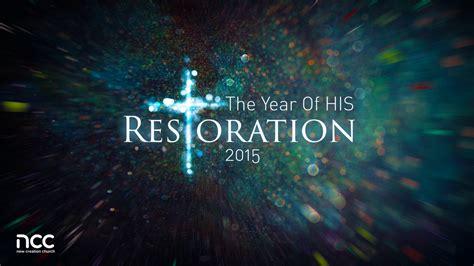 new themes god 4 january 2015 the year of his restoration pastor