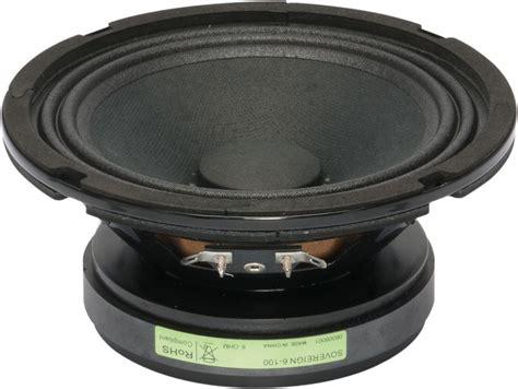 Speaker Fane 10 fane sovereign 6 100 lautsprecher musikhaus thomann