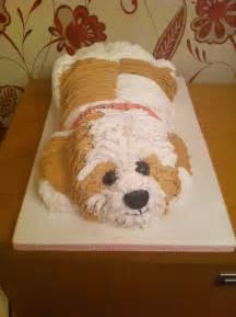 kuchen hund cake cakes welpen kuchen und hundekuchen
