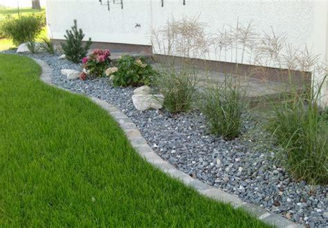 gartengestaltung mit steinen und pflanzen vivaverde co