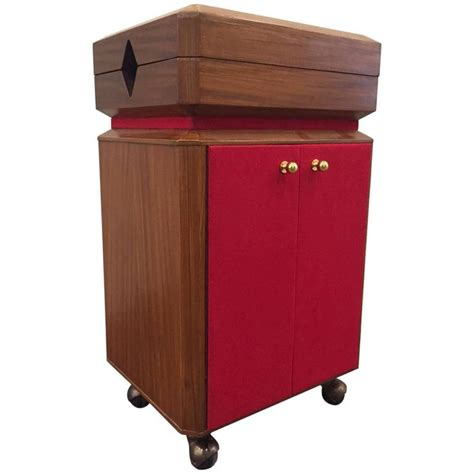 Mid Century Modern Liquor Cabinet Bar Cart For Sale At Liquor Cabinet For Sale