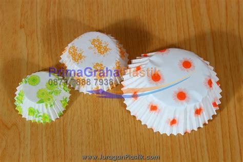 Ready Stock Cetakan Bolu Kukus B mangkok kertas kue bolu kukus atau nastar home