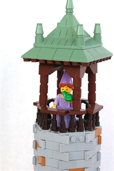 Lego Vignette Tutorial | fairytale princess vignette brickbuilt