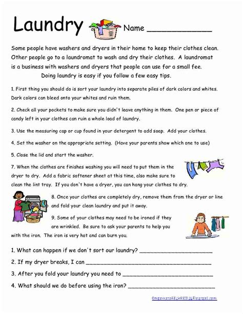 printable games for young adults here is another life skills worksheet i wish all my