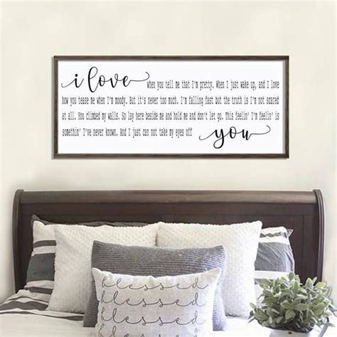 Bedroom Signs by Bedroom Sign Couples Wall Decor Can T Take My