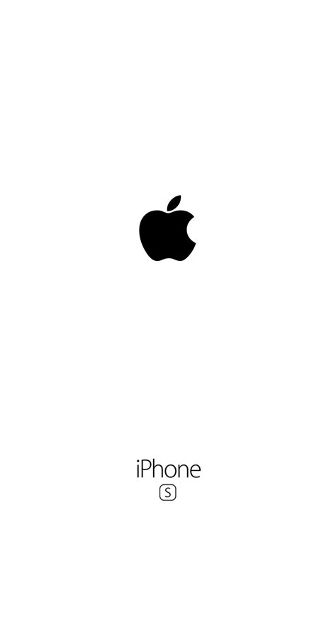 wallpaper for iphone white background iphone 6s wallpaper white logo apple fond d 233 cran blanc