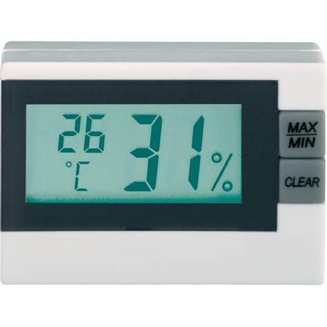 Thermohygrometer Tfa thermo hygrometer tfa 30 5005 white from conrad