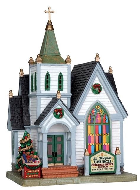 lemax christmas village hospital 677 best images about lemax on
