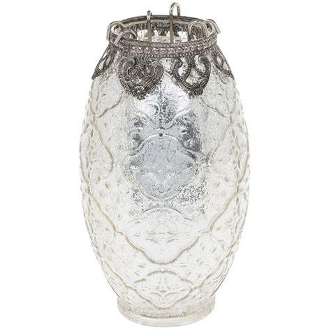silver tea light lanterns vintage lace tea light holders lanterns candle votive