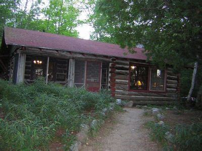 Manitowish Waters Cabin Rentals by Authentic 1930s Log House With Vrbo