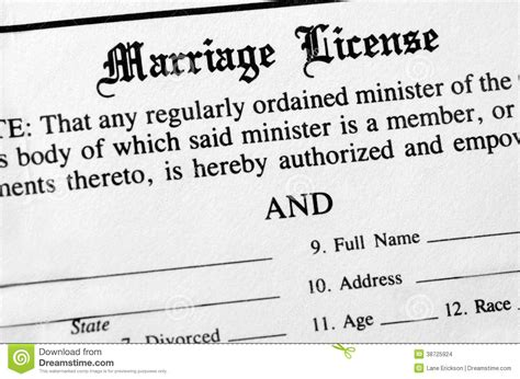 Marriage licenses filed in indiana