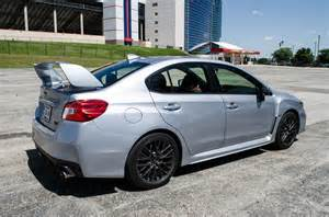 2015 Subaru Sti by 2015 Subaru Wrx Sti Track Performance In A Daily Driver