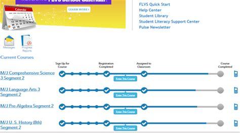 Flvs Help Desk by Course Log In Program