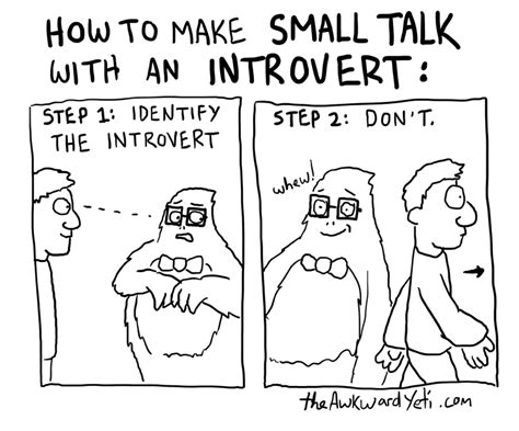 best books on small talk introverts the awkward yeti