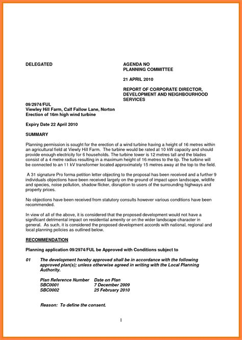 Petition Cover Letter Sle Of Petition Letter Format Letter Format 2017