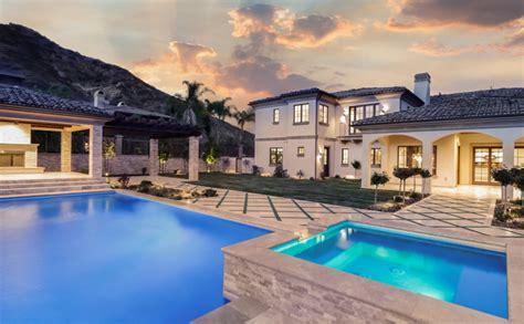 million newly built modern mediterranean home  agoura