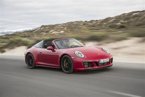 porsche targa 2018 2018 porsche 911 targa 4 gts review trims specs and