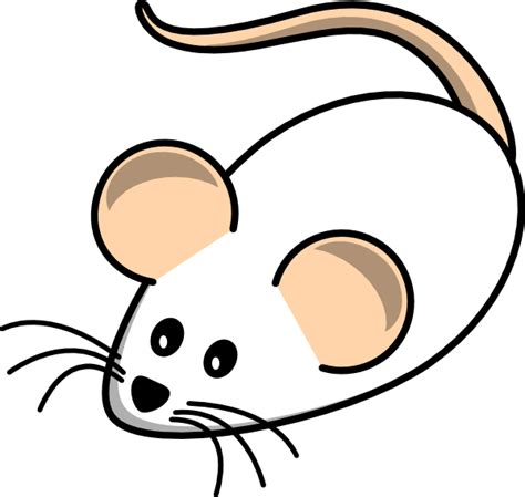 mouse clipart field mouse white clip at clker vector clip