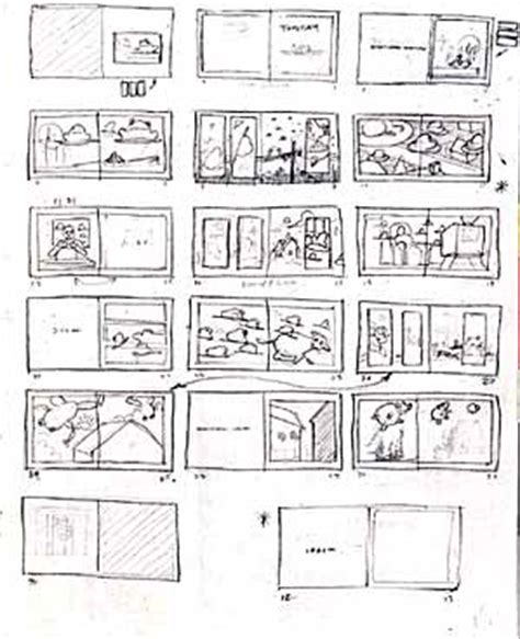 picture book storyboard the creative process
