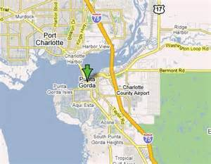 map of florida punta gorda ten newest mls listings for punta gorda homes for sale